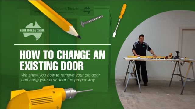 Hume How To Install A Pre Hung Door System Hume Doors