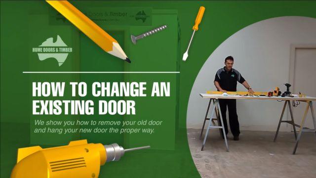 Hume How To Install A Bifold Door Hume Doors